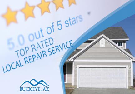 garage door repair Buckeye, AZ