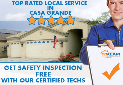 garage door repair Casa Grande