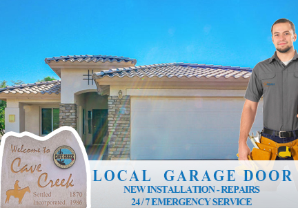 garage door repair cave creek, AZ
