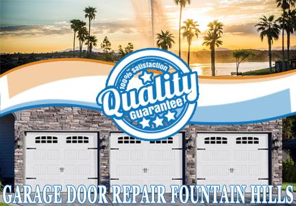 garage door repair Fountain Hills