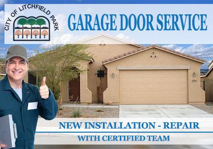 garage door repair Litchfield Park