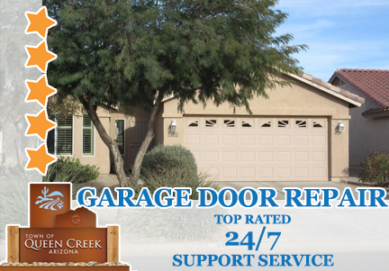 Garage door repair queen creek