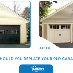 Replace Your Old Garage Door